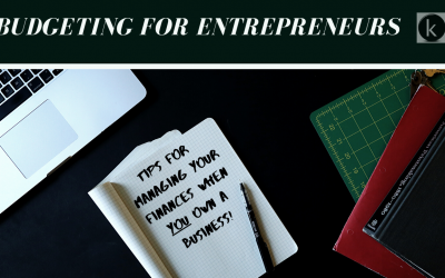 How to Budget as an Entrepreneur